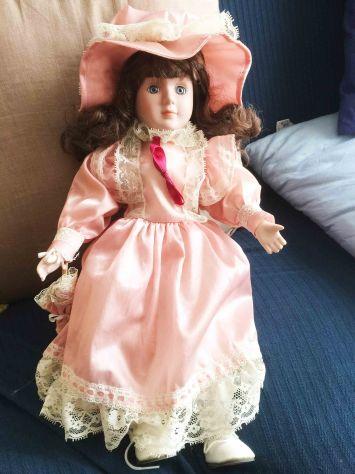 Bambola da collezione anni '80