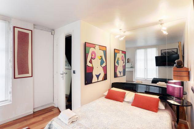 Parigi centralissimo appartamento confortevole 50 mq 5 persone - Foto 6