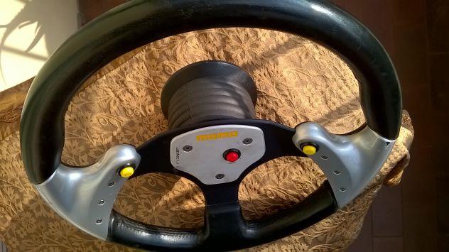 VOLANTE RACING MOMO F1 Concept con 3 pulsanti - Foto 4