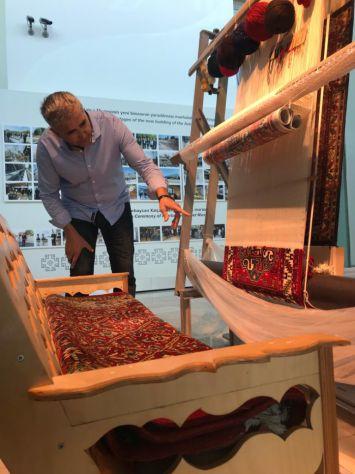lavaggio profondo tappeto Trieste, restauro tappeti Trieste, 25% sconti - Foto 2