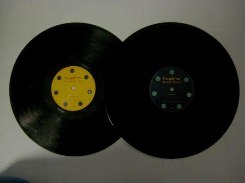 Doppio vinile 45 rpm promo-Hydra-Butterfly - Foto 3