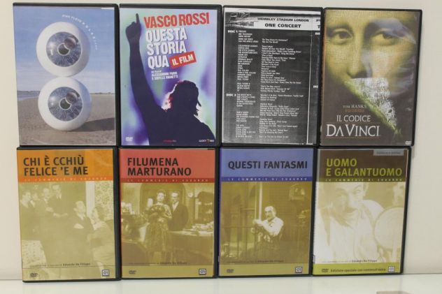DVD Cartoni Animati Film Commedie Concerti Ecc - Foto 6