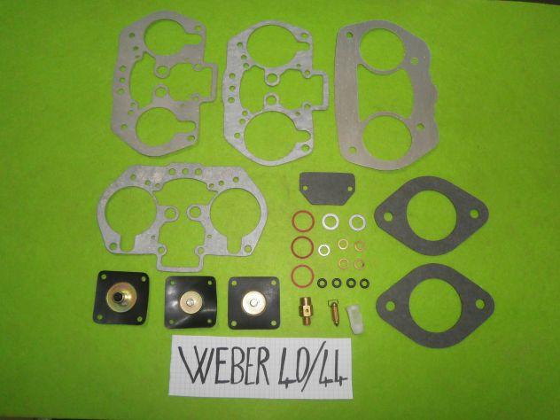 """Kit revisione carburatore Weber 40 44 48 idf    """"Kit repair  Weber 40  …"""