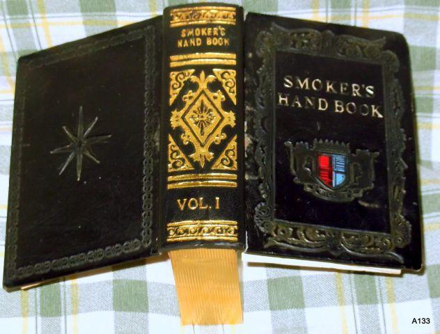 ACCENDINO ANNI 60 ITT CORONA SMOKER'S HAND BOOK VOL. 1.
