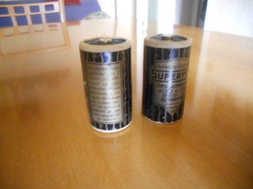 Vecchie batterie. - Foto 3