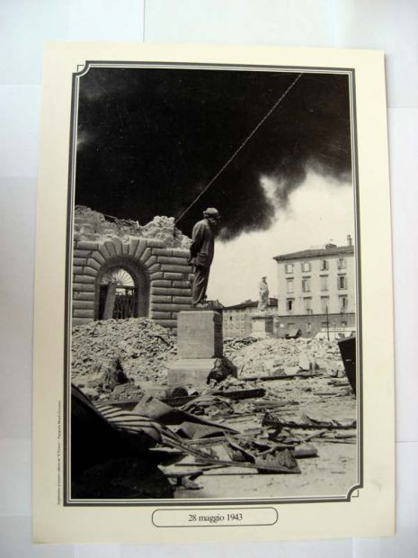 Riproduzione foto a Livorno titolo-28 MAGGIO 1943 - serie - ANNI DI GUERRA