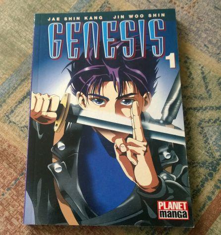 Genesis Vol.1-4