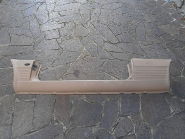 Brancardo sottoporta Fiat panda 30 45 4x4 prima serie NUOVO lato sx (GUIDA)