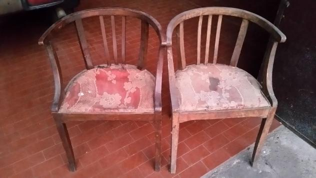 Antiche sedie