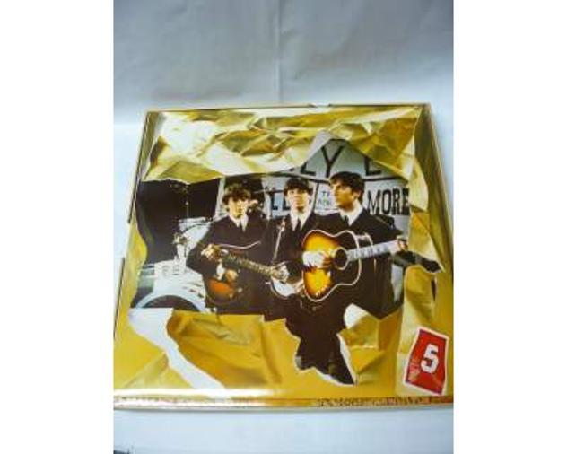 The Beatles 8 dischi in vinile da 33 giri (rarita')come da foto - Foto 2