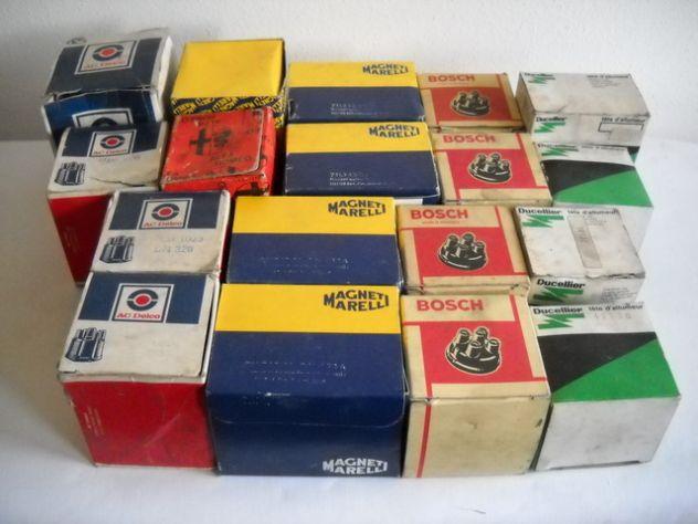 Calotte spinterogeno anni 1970 / 80 / 90, in blocco ad € 280,00 - Foto 5