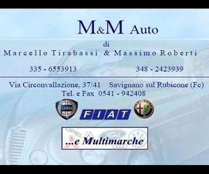 M & M AUTO -