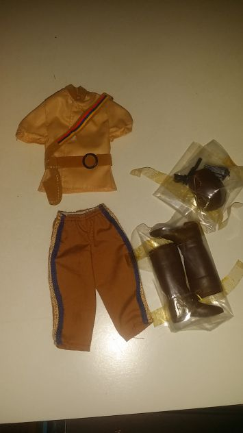big jim adventure sets 1984 mattel - Foto 2