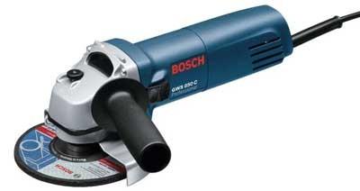Smerigliatrice angolare GWS 850 C Bosch - Cardelli