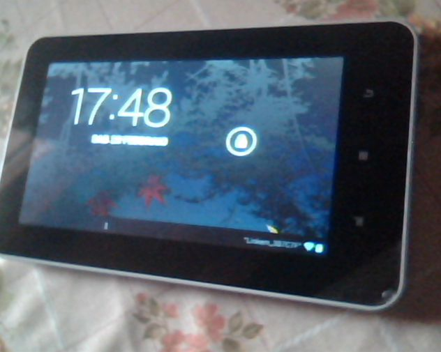 Tablet RK3026 ( 7 pollici ) + Huawei Ascend Y520