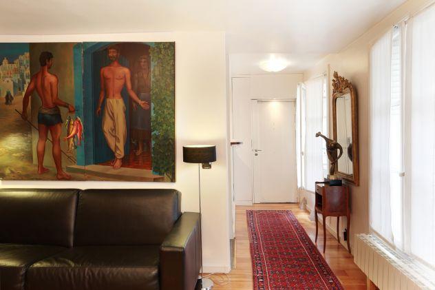 Parigi centralissimo appartamento confortevole 50 mq 5 persone - Foto 2