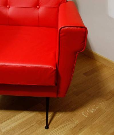 Poltrona In Sky Rosso Vintage Design Anni 60 Annunci Agrigento