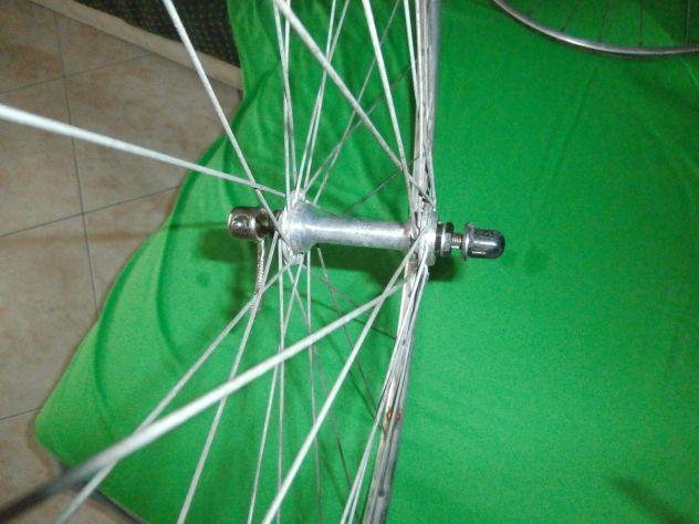 coppia vecchie ruote corsa ATOM - Foto 6