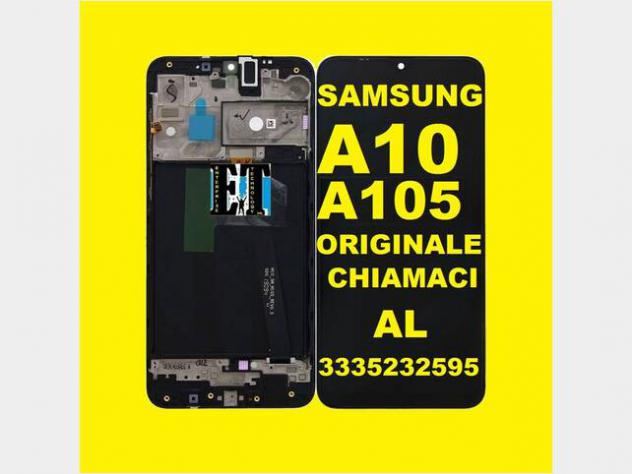 Display Lcd Samsung A10/105 sostituzione Nuovo