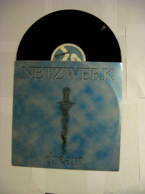 33 giri originale del 1997-NETZWERK dream