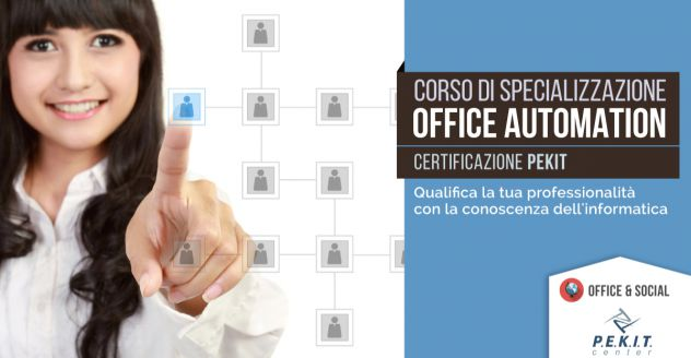 CORSO OFFICE AUTOMATION
