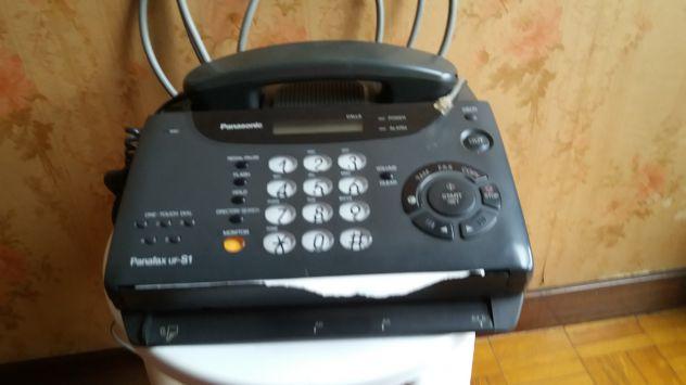 Telefono con fax Panasonic come nuovo
