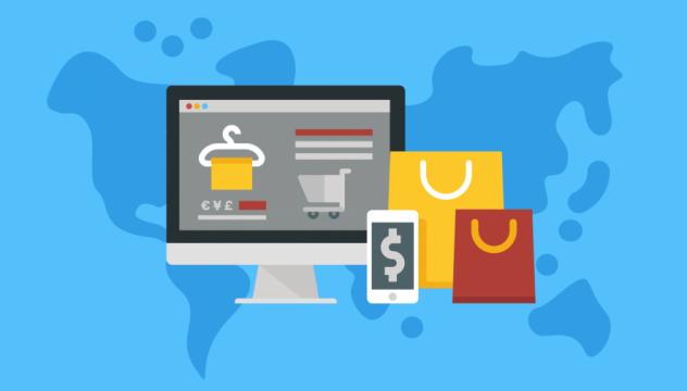 Gestione e-commerce Siti web, social media Marketing