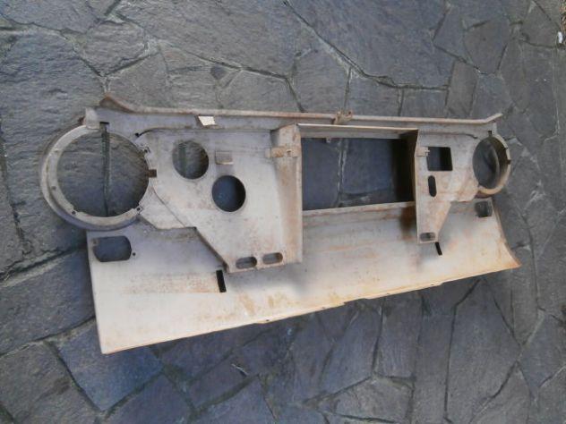 """Calandra anteriore Fiat 124 berlina prima serie """"NUOVA"""" Front pan … - Foto 7"""