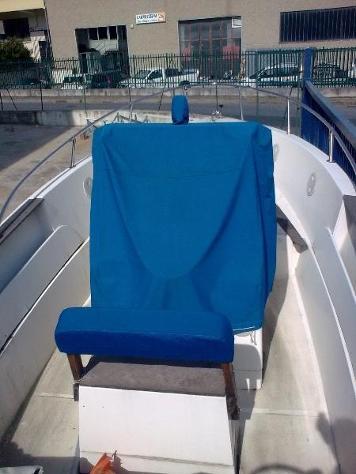 barca a motoreGARIPLAST GARIPLAST 730 OPEN anno1995 lunghezza mt7