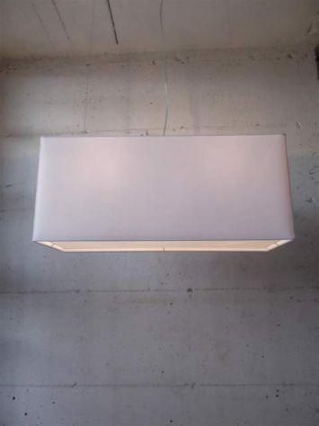 lampadario rettangolare in tessuto tutte le misure - Foto 2