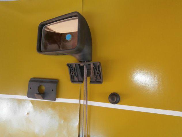 Specchietto retrovisore esterno Autobianchi A112 NUOVO lato guida - Foto 2