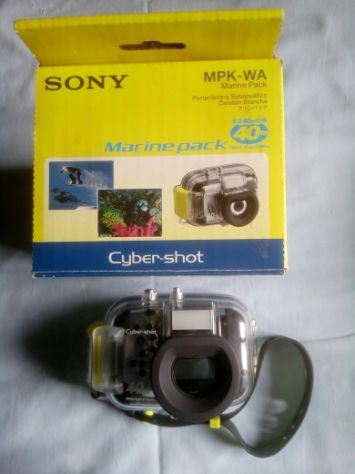 Sony cyber-shot marine pack mpk-wa