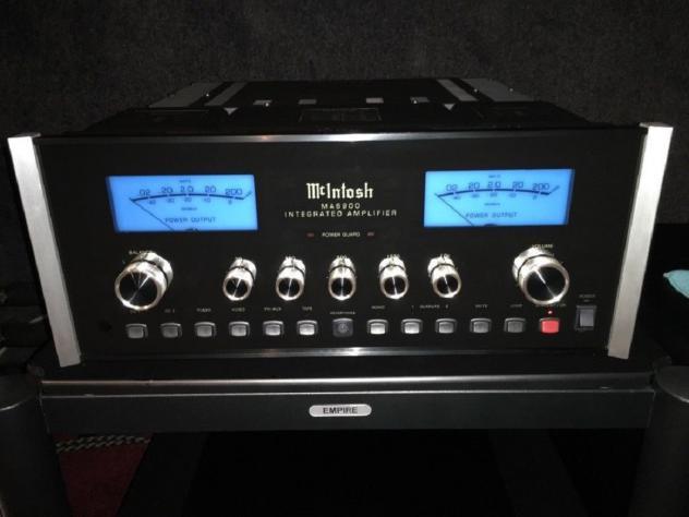2017 Mcintosh MA6900 Amplificatore Edizione limita Usato