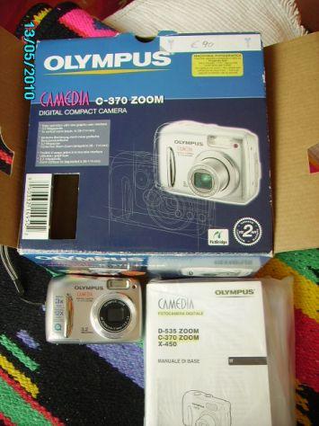 "Fotocamera digitale ""Olympus"