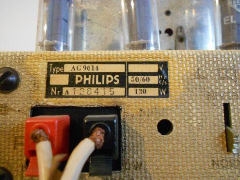 Amplificatore Philips AG 9014 sistema stereo - Foto 5