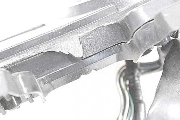 QUADRO STRUMENTAZIONE HONDA CB600F HORNET 2005 - 2006 37100MBZC52 DASHBOARD … - Foto 4