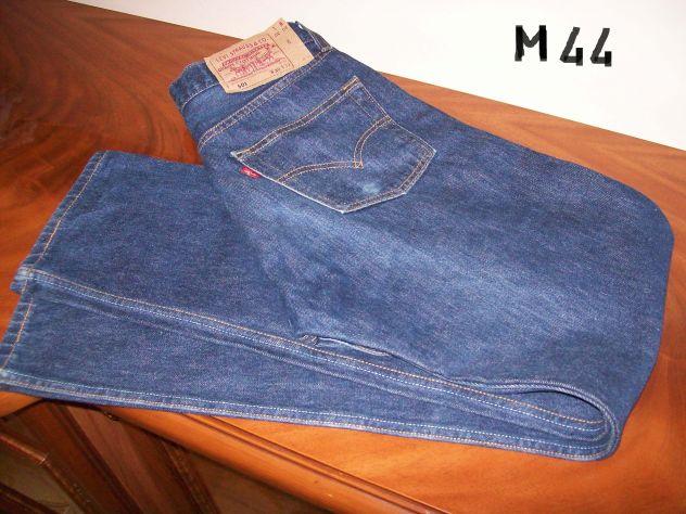 Pantaloni Jeans LEVIS 501 originali chiaro e scuro