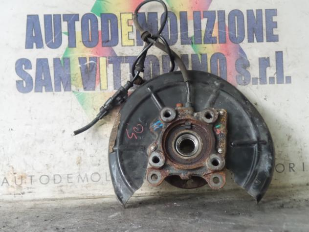 MOZZO POST. SX. FIAT PANDA (33) (12/1104/17)