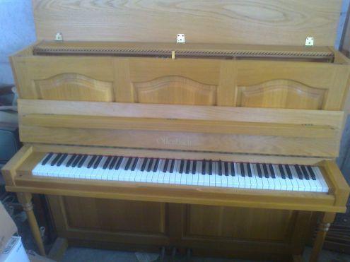 Pianoforte verticale Offenbach