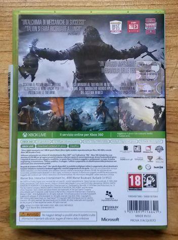La Terra Di Mezzo L'ombra Di Mordor Ranger Oscuro Xbox 360 NUOVO - Foto 2
