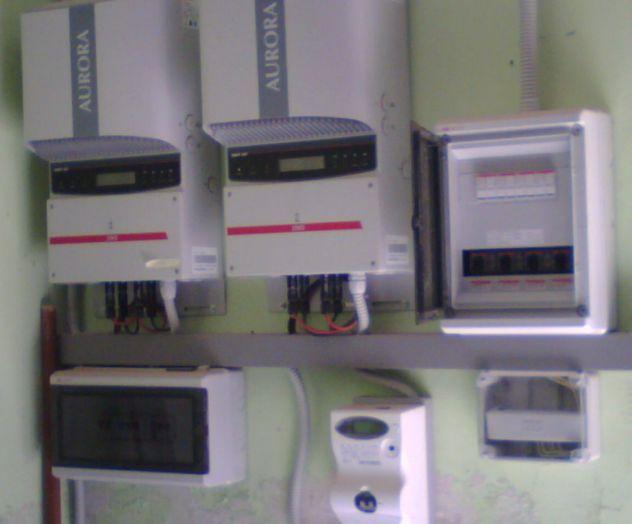 riparazione e collaudo Inverter fotovoltaico