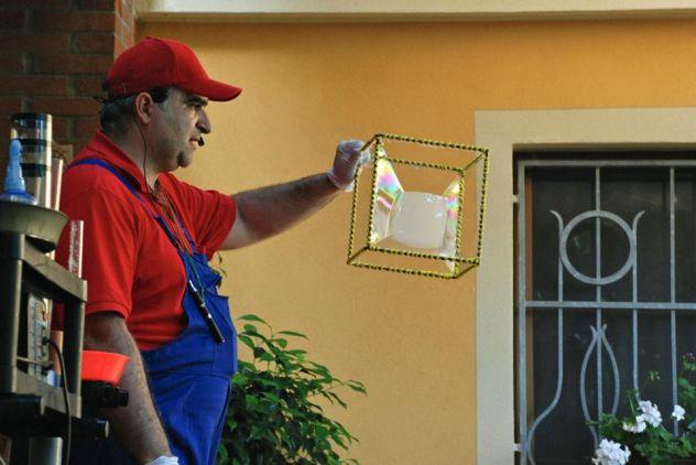spettacolo bolle di sapone a padova 3478497587 - Foto 5