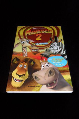 Madagascar 2 - La storia