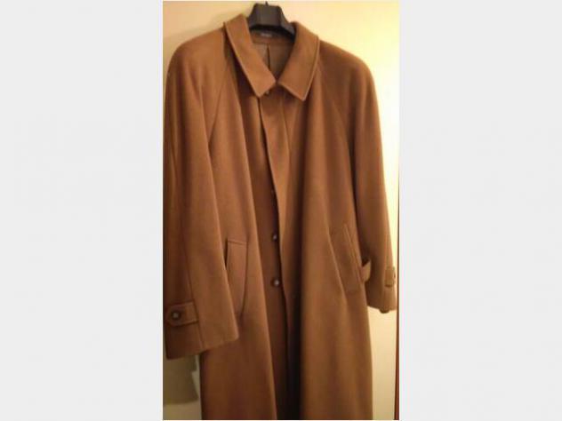 Cappotto da uomo in pura lana taglia 54