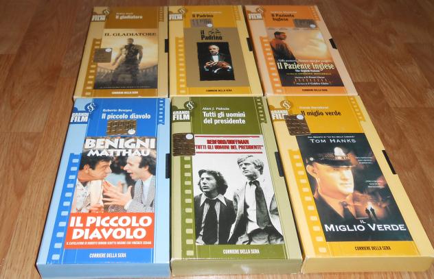 cassette VHS film da collezione - Foto 7