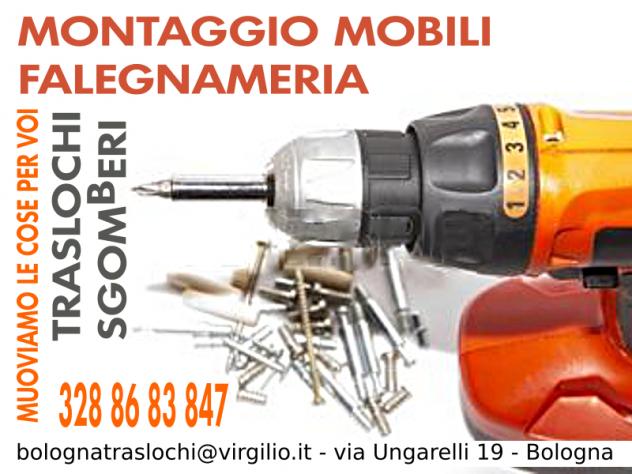 IL TRASLOCO ECONOMICO DI QUALITA'- SGOMBERI - MONTAGGIO MOBILI - Foto 5