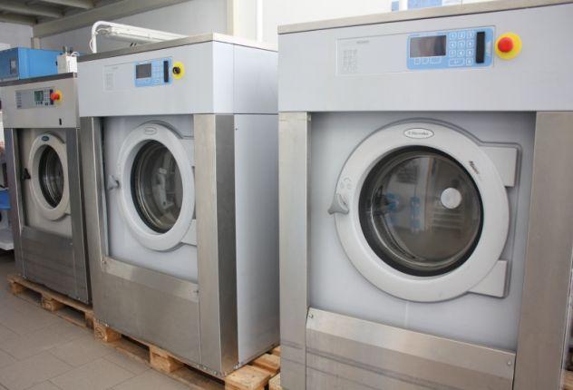 Lavatrici Usate Vendita.Lavatrici Industriali Ad Acqua E Wet Clean