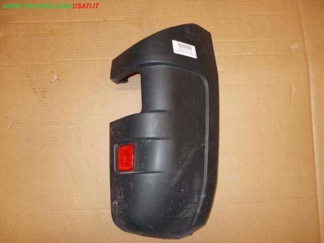 PARAURTI POST. LAT. D.  IVECO DAILY Furgone