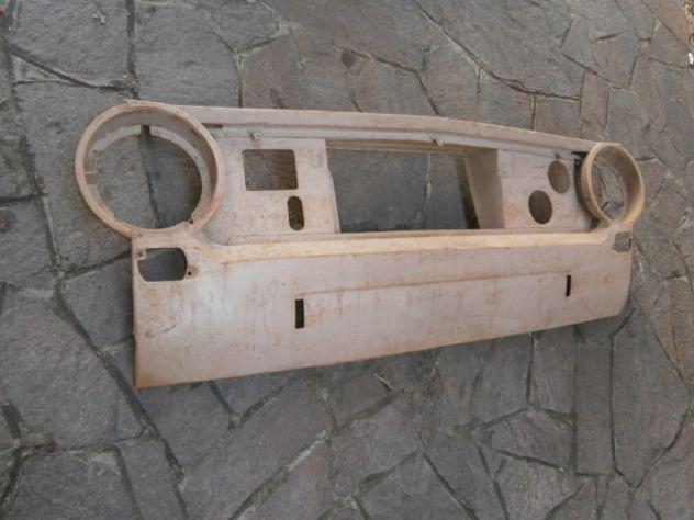 """Calandra anteriore Fiat 124 berlina prima serie """"NUOVA"""" Front pan … - Foto 2"""