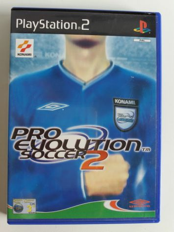 Pro evolution soccer 2 ( x ps2 )